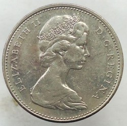 Mynt > 5 cents, 1977 - Canada  - obverse