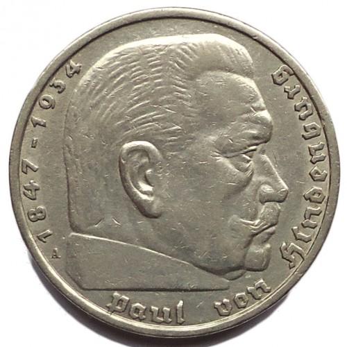 B570 Germany 100 Reichsmark 1935 WWII