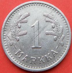 Münze > 1Mark, 1930 - Finnland  - obverse