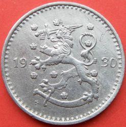 Münze > 1Mark, 1930 - Finnland  - reverse