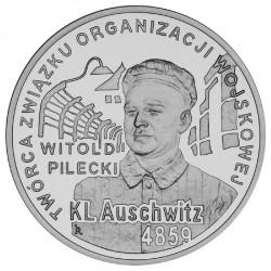 Moneda > 10zlotych, 2010 - Polonia  (65 aniversario -Liberación de KL Auschwitz-Birkenau) - reverse