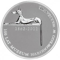 Moneda > 10zlotych, 2012 - Polonia  (150 aniversario - Museo del Pueblo en Varsòvia) - reverse