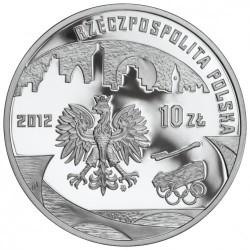 سکه > 10زلوتی, 2012 - لهستان  (XXX summer Olympic Games, London 2012) - obverse