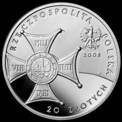 Moneda > 20zlotych, 2008 - Polonia  (90 aniversario - Independencia de Polonia) - obverse