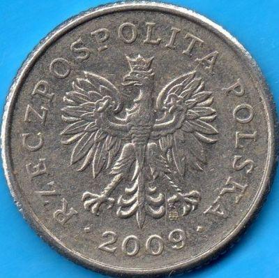 poland 50 groszy 2009 jpg