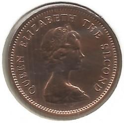 Moeda > ½pence, 1981 - Jersey  - obverse