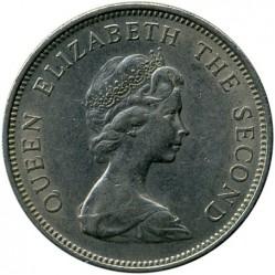 Moneda > 10newpence, 1968-1980 - Jersey  - obverse