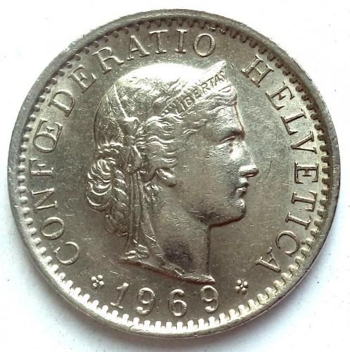 20 rappen 1939-2019, Switzerland - Coin value - uCoin net