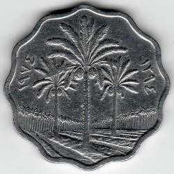 Монета > 10філсів, 1971-1980 - Ірак  - obverse