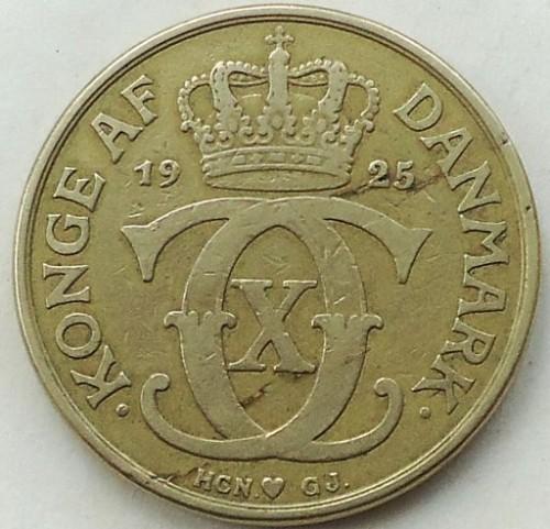 2 Kronen 1924 1941 Dänemark Münzen Wert Ucoinnet