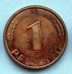 Münze > 1Pfennig, 1997 - Deutschland  - reverse
