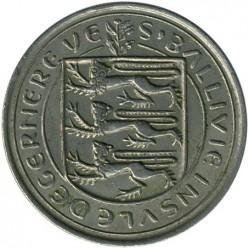 Moneta > 10naujųjųpensų, 1968-1971 - Gernsis  - reverse
