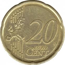 Moneta > 20centų, 2008-2017 - Italija  - reverse