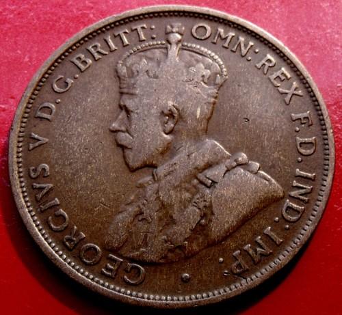 1 penny 1911-1936, Australia - Coin value - uCoin net
