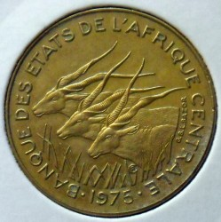 Moneda > 5francs, 1973-2003 - Àfrica Central (BEAC)  - obverse