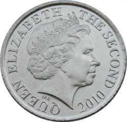 Moeda > 10pence, 2002-2016 - Jersey  - obverse