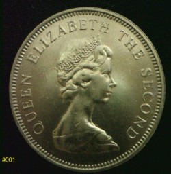 Moeda > 10pence, 1981 - Jersey  - reverse