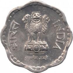 Mynt > 10paise, 1983-1993 - India  - obverse