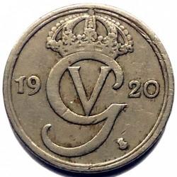 Кованица > 10ора, 1920-1947 - Шведкса  - obverse