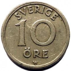 Кованица > 10ора, 1920-1947 - Шведкса  - reverse