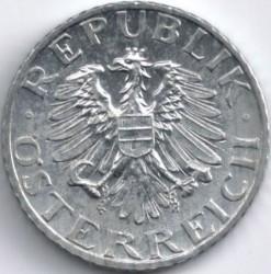 سکه > 5گروشن, 1991 - اتریش   - obverse