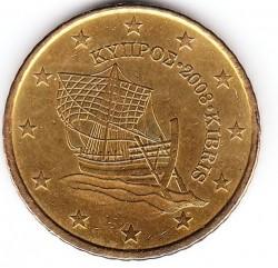 Münze > 50Cent, 2008-2016 - Zypern  - obverse
