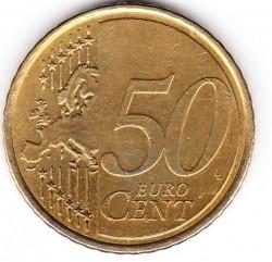 Монета > 50евроцентов, 2008-2018 - Кипр  - reverse