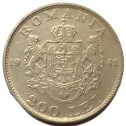 Moneta > 200lėjų, 1942 - Rumunija  - reverse