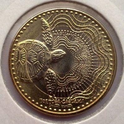 Colombia Coin 1000 Pesos 2015 UNC
