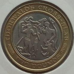 Moneta > 2sterline, 2000-2003 - Isola di Man  - obverse