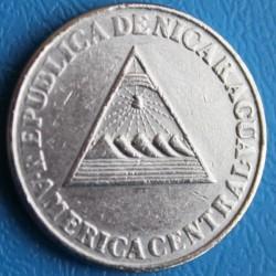 Νόμισμα > 10Σεντάβος, 1994 - Νικαράγουα  - reverse