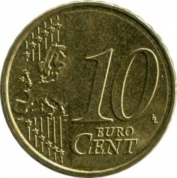 Coin > 10eurocent, 2010-2019 - Spain  - obverse