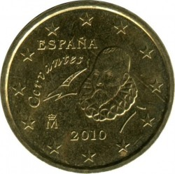 Coin > 10eurocent, 2010-2019 - Spain  - reverse
