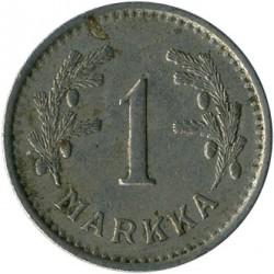 Münze > 1Mark, 1938 - Finnland  - obverse