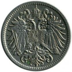 Moneta > 10hellers, 1907 - Austria  - obverse