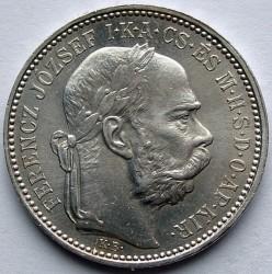 Moneta > 1corona, 1892-1906 - Ungheria  - obverse