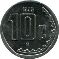 Moneta > 10centavos, 1993 - Messico  - obverse