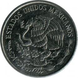 Moneta > 10centavos, 1993 - Messico  - reverse