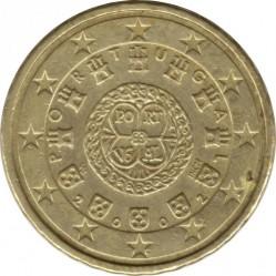 Münze > 10Eurocent, 2002-2007 - Portugal  - obverse