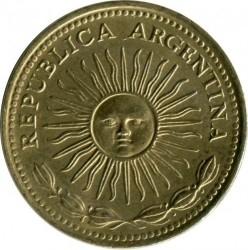Moneda > 1peso, 1974-1976 - Argentina  - obverse