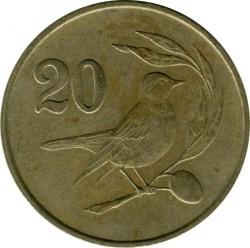 Pièce > 20cents, 1983 - Chypre  - obverse