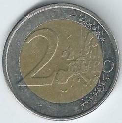 Coin > 2euro, 1999 - Finland  - reverse