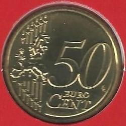 Монета > 50евроцентов, 2009-2017 - Монако  - reverse