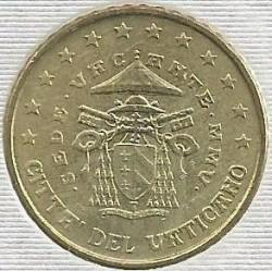 Mynt > 50eurocent, 2005 - Vatikanstaten  (Sede Vacante) - obverse