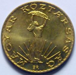 Moneta > 10fiorini, 1990 - Ungheria  - obverse