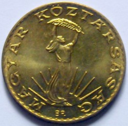 Moneta > 10forintów, 1990 - Węgry  - obverse