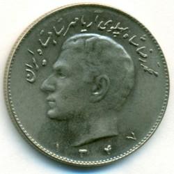 سکه > 10ریال, 1966-1973 - ایران  - obverse