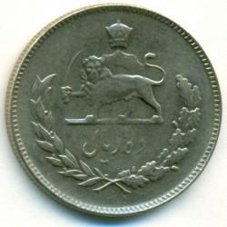 سکه > 10ریال, 1966-1973 - ایران  - reverse
