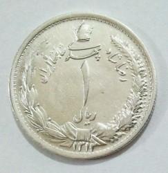 Монета > 1риал, 1931-1934 - Иран  - obverse