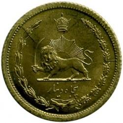 Moneta > 50dinarów, 1954-1975 - Iran  - reverse